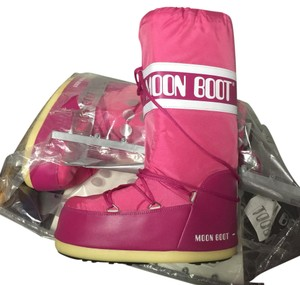 Tecnica pink Boots
