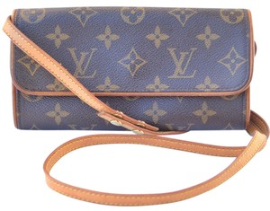 Louis Vuitton Lv Pochette Twin Pm Cross Body Bag
