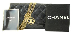 Chanel Classic Flap Triple Chain Rare Limited Edition Shoulder Bag
