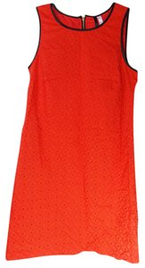 Kensie short dress Red Fitted on Tradesy