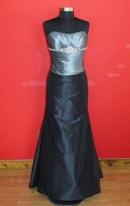 Rina DiMontella Gray / Black 1312 (ho-21) Dress