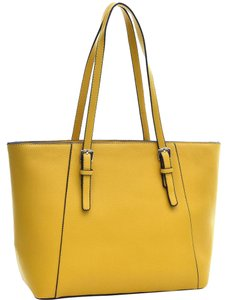 Other Classic Large Handbags The Treasured Hippie Vintage Tote in Yellow