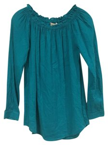 MICHAEL Michael Kors Top Blue, Green