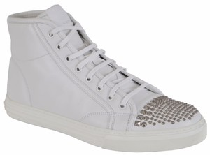 Gucci for Net-A-Porter High Tops Sneakers White Athletic