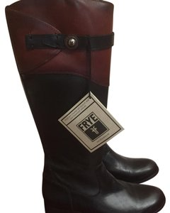 Frye Black and brown Boots