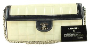 Chanel East West Classic Flap Quilted Woc Shoulder Bag