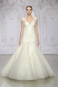 Monique Lhuillier Rosyln Wedding Dress