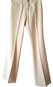 Versace Jeans Collection Vintage Classic Flare Pants Beige
