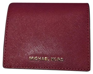 Michael Kors Cherry Leather CA