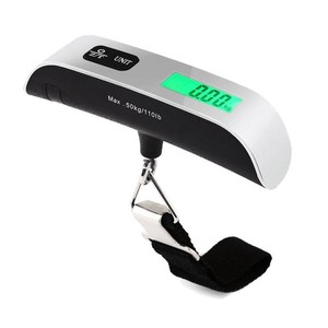 Vecceli Italy Digital Luggage Scale -LS100