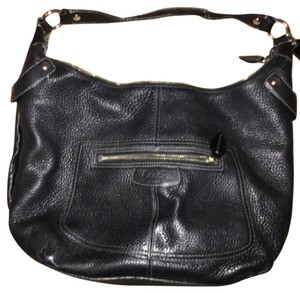Coach Handbag Leather Shoulder Bag