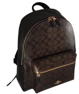 Coach Backpack