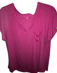 Old Navy T Shirt Pink/Fuschia