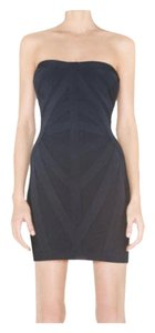 Hervé Leger Evening Mini Dress