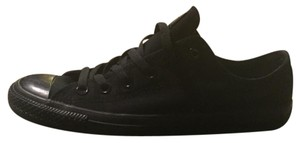 Converse Low Top Womens Mens black Athletic