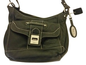 Børn Leather Cross Body Bag