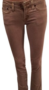 Lucky Brand Straight Pants Gold