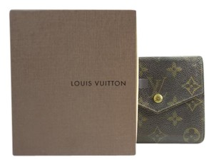 Louis Vuitton Monogram Elise Wallet 34LVA1317
