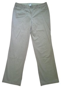 Tommy Bahama Stretch Embroidered Khaki/Chino Pants Beige