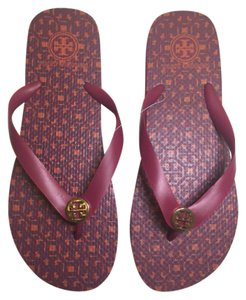 Tory Burch Classy Pink Sandals