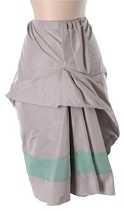 Marc by Marc Jacobs Pencil Skirt Gray and Teal