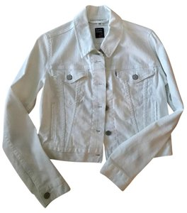 Levi's Denim Denim Nwt white Womens Jean Jacket