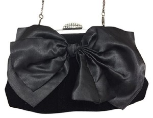 Neiman Marcus Purse Shoulder Black Clutch