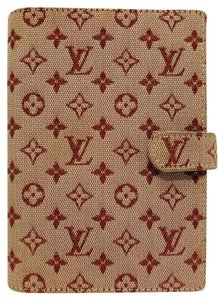 Louis Vuitton Agenda PM with Ruler, Maps, Stickers, Paper, Address Book