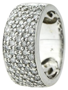 Other Paved Diamonds White Gold Ring