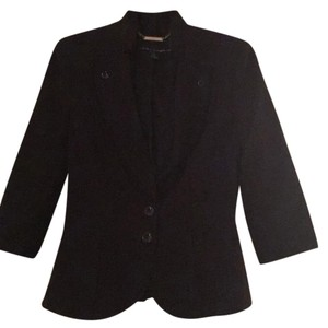 White House | Black Market black Blazer