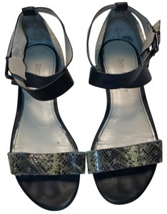 Enzo Angiolini mixed Sandals