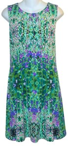Cynthia Rowley short dress Green on Tradesy