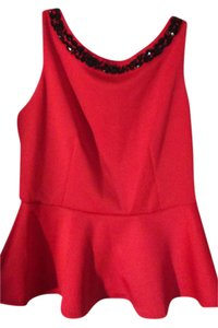 Bisou Bisou Top Red