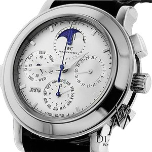 IWC IWC Grande Complication Platinum Limited Watch Ref.3770 with Box & Papers