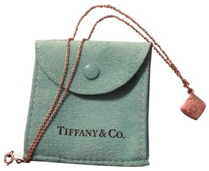Tiffany & Co. Tiffany & Co 1837 Pendant Necklace