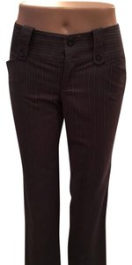 Old Navy Straight Pants Brown