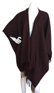 Brooks Brothers Wool Cashmere Blend Shawl Wrap