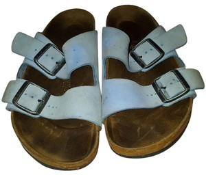 Birkenstock POWDER BLUE Sandals