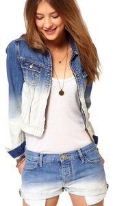 Maison Scotch blue Womens Jean Jacket
