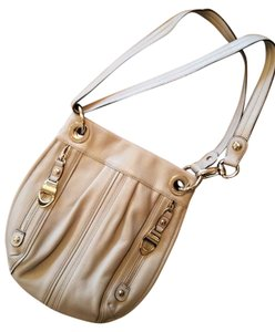 B. Makowsky Leather Casual Like New Cross Body Bag