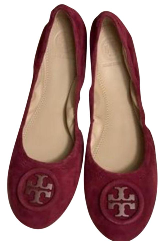 6e1bdc9dad685 Tory Burch Borscht Allie Ballet Flats Size US 8 Regular (M