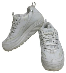 Skechers White Athletic