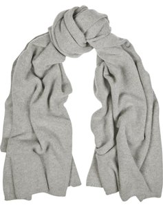 The Elder Statesman Famous THE ELDER STATESMAN Cashmere and Wool Blanket Scarf