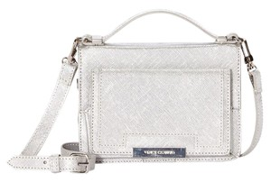 Vince Camuto Silver Clutch