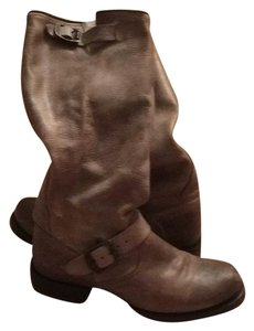 Frye Veronica Slouch boots women's 7.5 Grey Boots