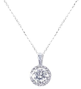 Adrienne Landau Atwood Clear CZ with Pave