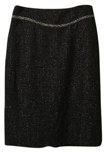 Elie Tahari Skirt Black