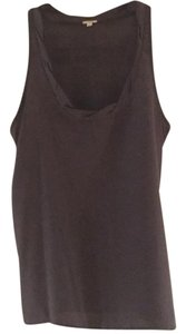 J.Crew Top Gunmetal gray
