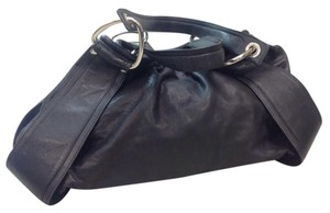 Kooba Satchel in Black