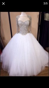 Jovani Custom Couture Jovani Bridal Gown Wedding Dress Wedding Dress